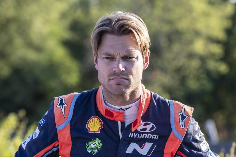 Hyundai: Deshalb muss Andreas Mikkelsen auf Korsika aussetzen