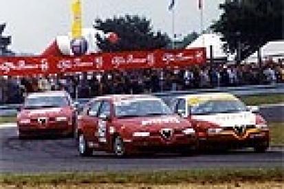 Puchar Alfa Romeo w Poznaniu.