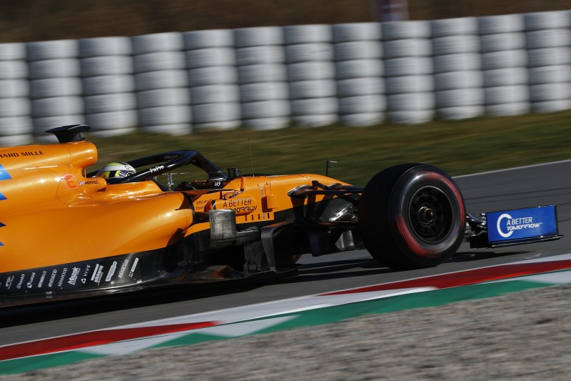 Tabakwerbeverbot: McLaren ersetzt BAT-Logos in Australien