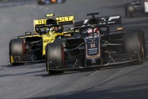Renault hinter Red Bull & Haas: