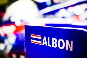 Toro Rosso: Darum fährt Alexander Albon unter thailändischer Flagge