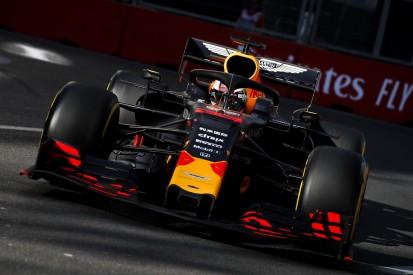 Max Verstappen: Warum er nach dem Restart in Baku zahnlos war