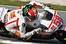 Gresini Racing Sepang test, day 1 report