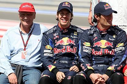 Lauda tells Vettel about F1's 'wild dogs'