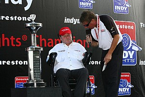 Indy Lights Sam Schmidt Motorsports signs Guerrieri