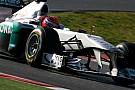 Mercedes Barcelona test report 2011-03-10