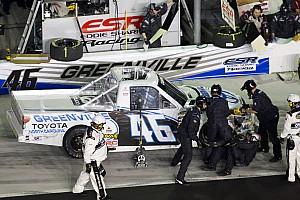 NASCAR Truck Craig Goess race report