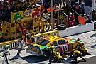 NASCAR Series Bristol race report