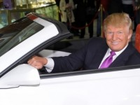 Donald Trump named to drive Indy 500 pace car