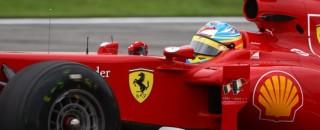 Formula 1 Ferrari Qualifying Report