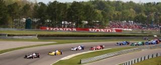 IndyCar Honda Racing race report