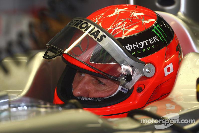 Mercedes GP Qualifying Report