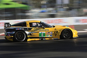ALMS Corvette Racing race report