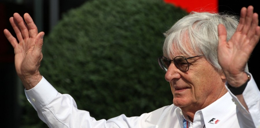 Ecclestone rubbishes Murdoch/Slim takeover