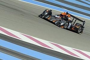 Le Mans ORECA-Matmut No. 48 Le Mans lineup