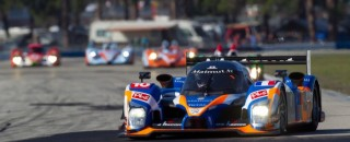 Le Mans Team ORECA-Matmut Le Mans test preview