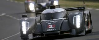 Le Mans Audi Le Mans test report