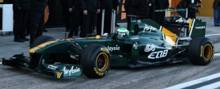Formula 1 Team Lotus to announce title sponsor, change name - sources
