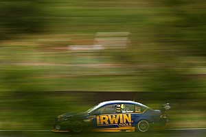 Supercars IRWIN Racing Friday report