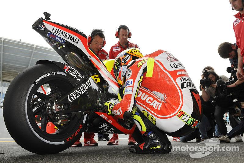 Ducati Test Summary