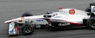 Formula 1 Sauber Turkish GP Preview