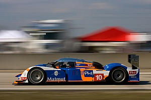 European Le Mans Team ORECA-Matmut Spa preview