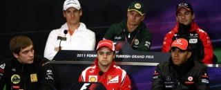 Formula 1 Turkish GP Thursday Press Conference