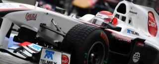 Formula 1 Turkish GP Sauber Friday Practice Report