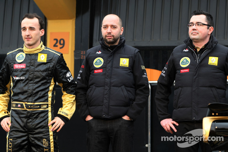 Boullier not sure Kubica can return to F1