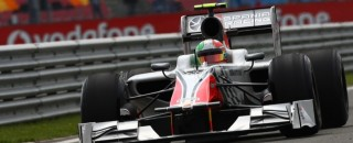 Formula 1 Turkish GP HRT Qualifying Report