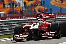 Turkish GP Marussia Virgin Qualifying Report