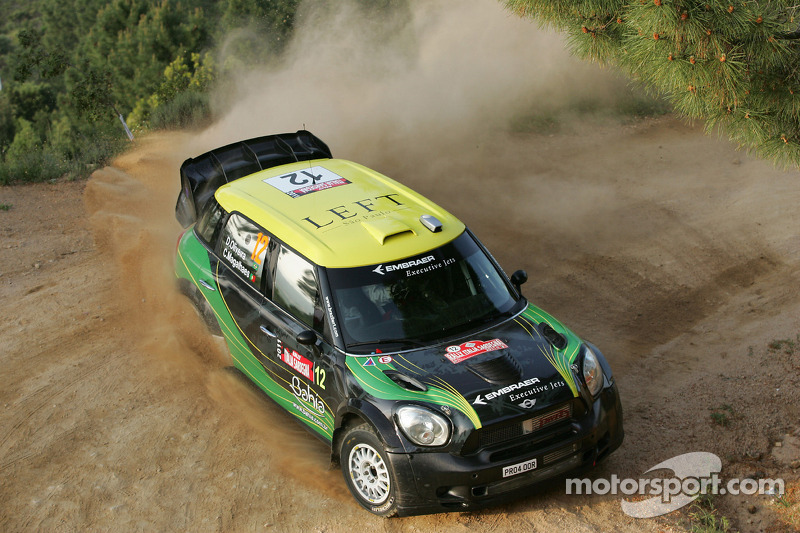 Brazil WRT Rally Italia Sardegna Leg 2 Summary