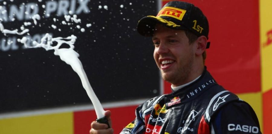 Turkish GP Winners Press Conference