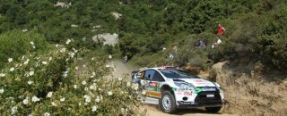 WRC Stobart M-Sport Rally Italia Sardegna Event Summary