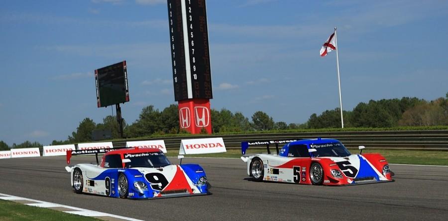 Action Express Racing VIR preview