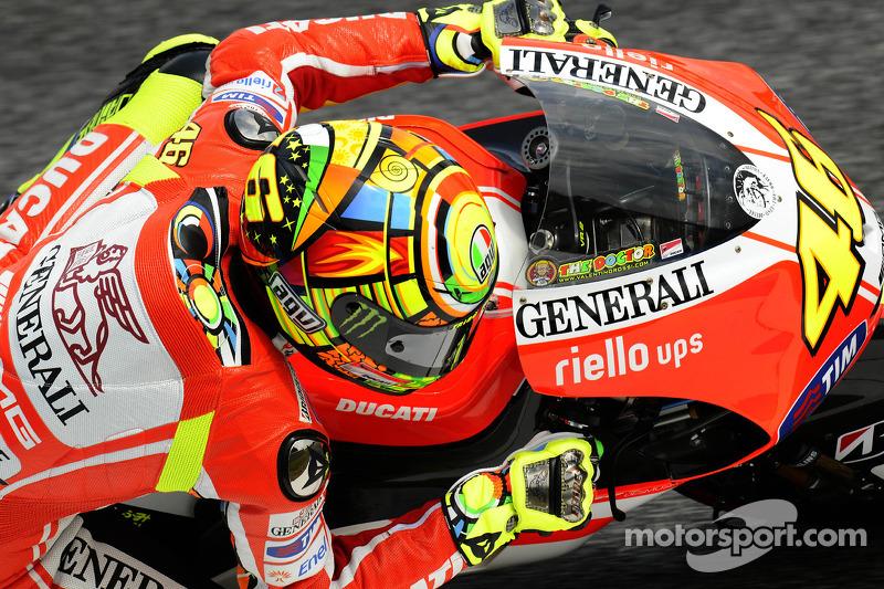 Ducati French GP Qualifying Report