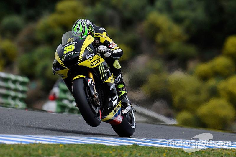 Tech 3 Yamaha Frech GP Qualifying Report