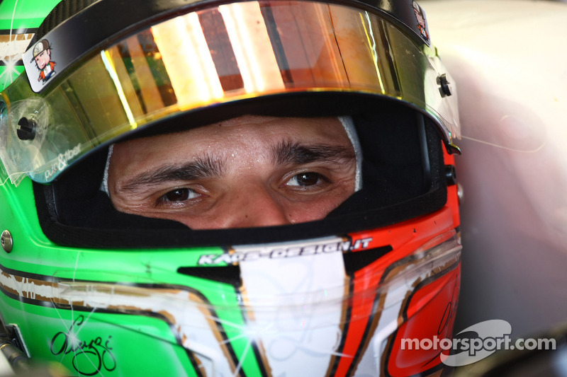 HRT Spanish GP Qualifying Report