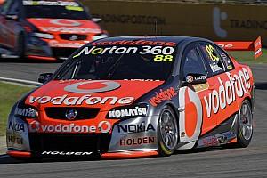 Supercars TeamVodafone Winton Saturday Report
