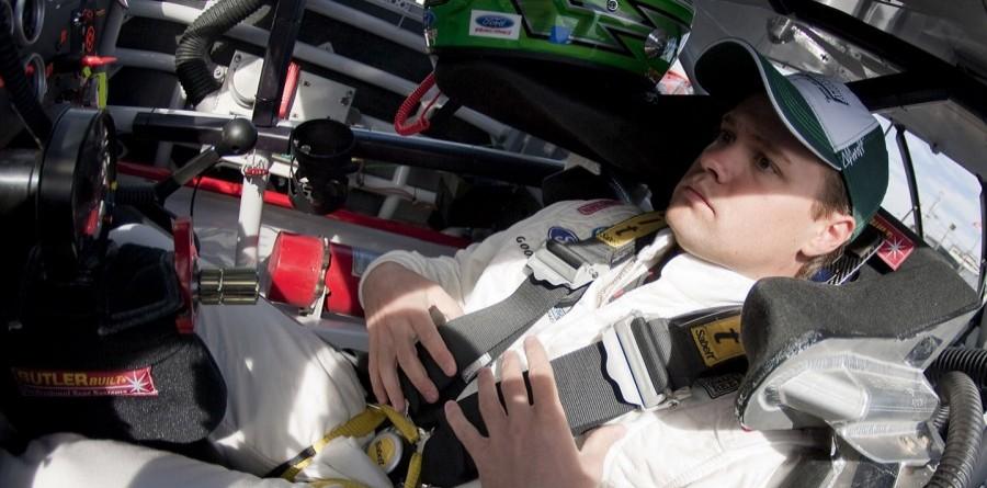 Ricky Stenhouse Jr. Iowa Race Report