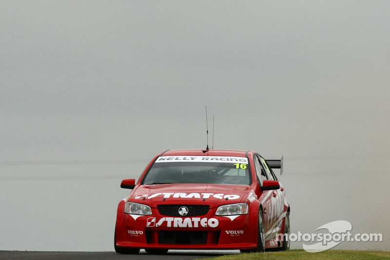 Kelly Racing Winton Sunday Report