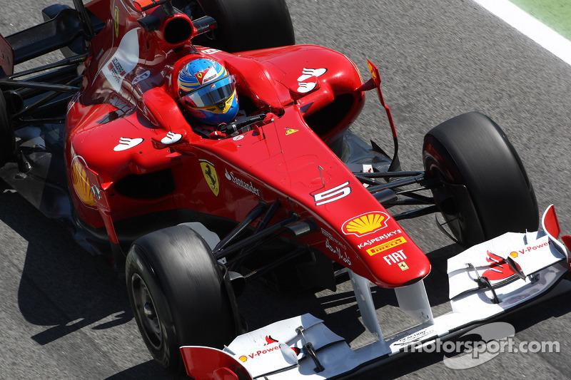 Title: Next few races crucial for Ferrari's 2011 campaign