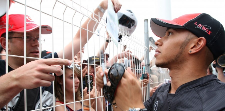 Rivals Dismiss Hamilton Comments In Monaco