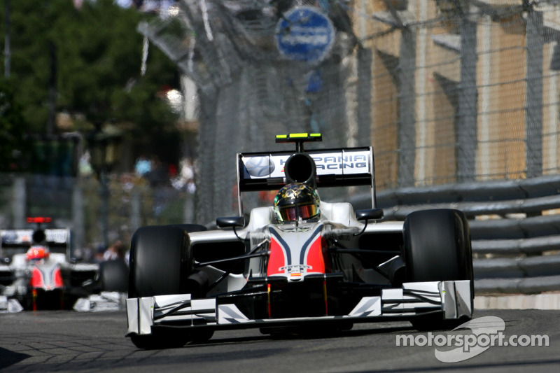 Three drivers uncertain for Monaco GP