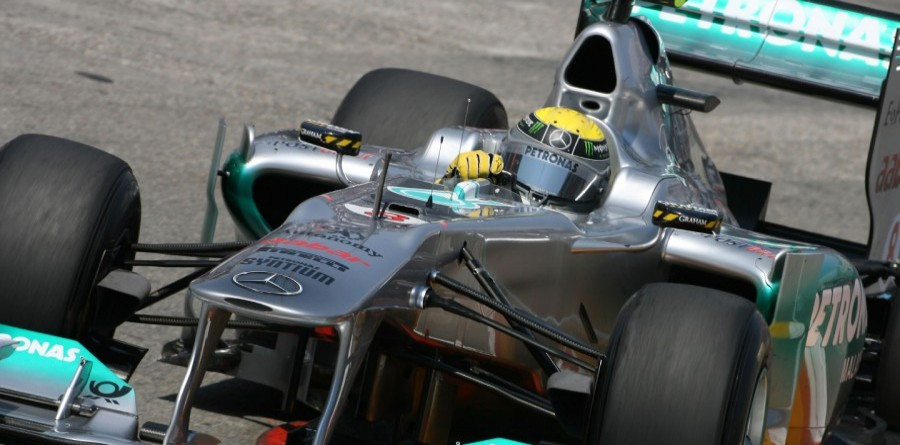 Mercedes Monaco GP Friday Race Report