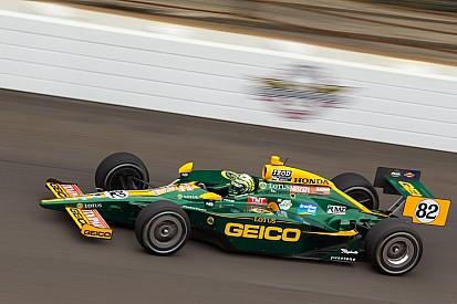 KV Racing Technology – Lotus Indy 500 Race Report