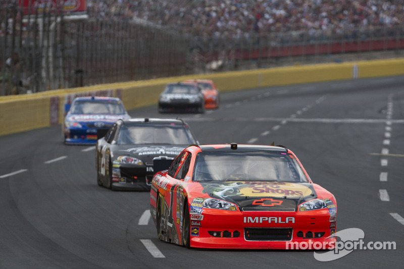 Jamie McMurray Charlotte Race Report