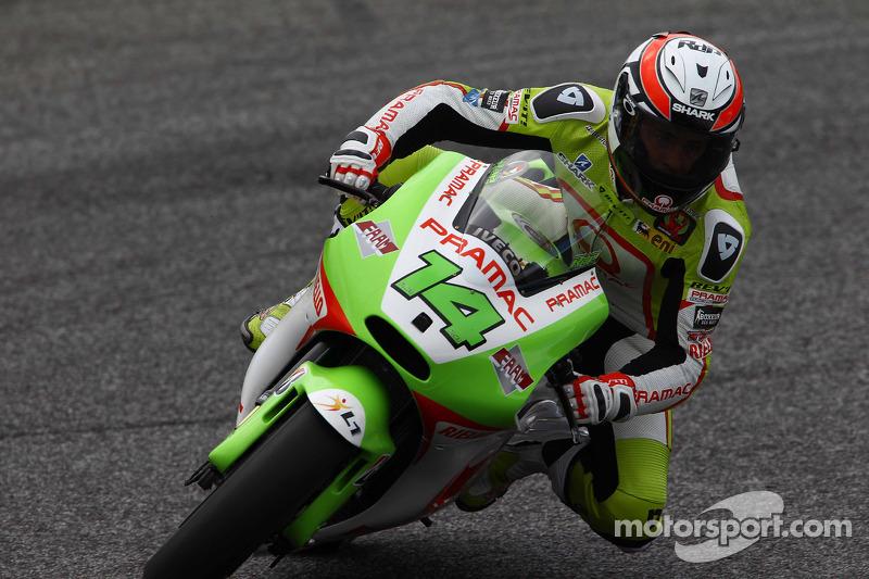 Pramac Racing Catalunya GP Friday Report