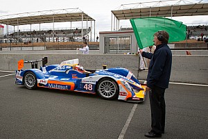 Le Mans Team ORECA-Matmut P2 Le Mans Wednesday Report