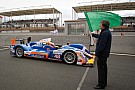 Team ORECA-Matmut P2 Le Mans Wednesday Report